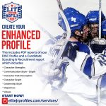 Florida Goalie, Aiden Winslow, Stands Like a Brick Wall in Net Says Hockey Coach | Elite Junior Profiles